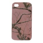 RealTree Pink Camo iPhone Case