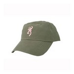 Ladies Atka Lite Caps Sage/Pink