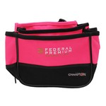 Double Shell Pouch, Pink