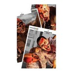 Zombie Visicolor Variety Target 6Pk 12X18