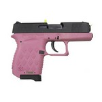 .380 Auto Blk/Pink Poly Frame 6+1