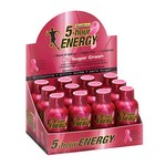5-Hour Energy Raspberry Pink Ribbon /12
