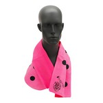Frogg-edelic Chilly Hot Pink/Polka Dots