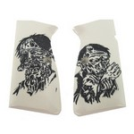Browning Hi-Pwr Scrim Ivory Poly-Zombie