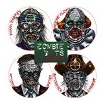 Zombie Variety Pack (12/Pk),Zombie Target