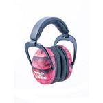Pro Ears Ultra Sleek Pink Camo