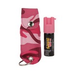 SABRE RED USA .54oz PcktKeyCase Pink Camo