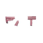 Intrafuse AR15 Stock Set Pink