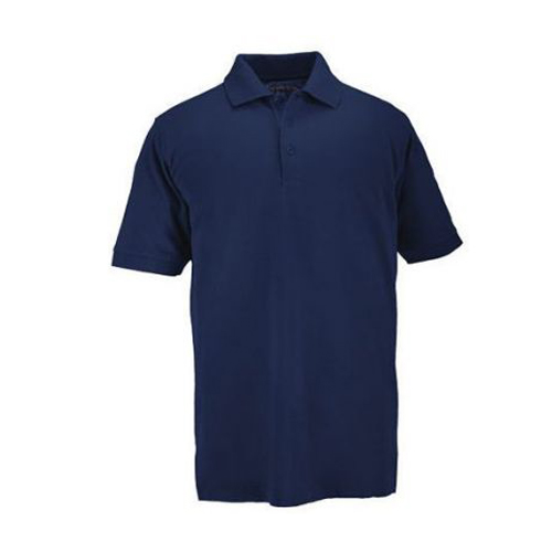 5.11 Inc 5.11 Inc Professional Polo, Short Sleeve Dark Blue, XXLarge 41060-724-XXL