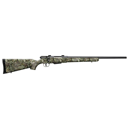 Savage Arms Rifle Savage Arms 25 Walking Varminter Camo, 223 Remington, 22