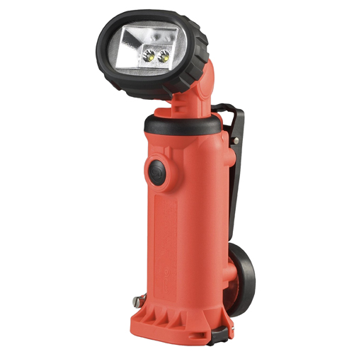 Streamlight Streamlight Knucklehead HAZ-LO Light Flood, Alkaline, Orange 91644
