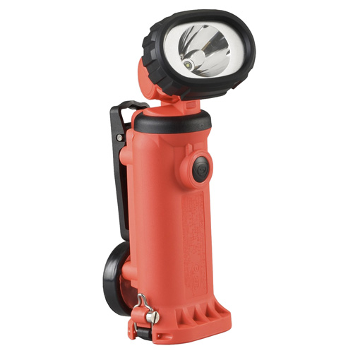 Streamlight Streamlight Knucklehead HAZ-LO Light Spot Alkaline, Orange 91744