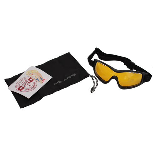 American Built Arms Company American Built Arms Company Low Drag Goggles Amber Lens ABALDGA