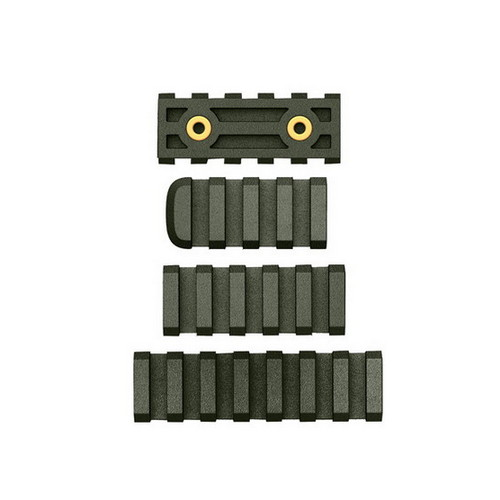 American Built Arms Company LTF Rail Combo- 4, 5, and 7 Slot, Olive Drab