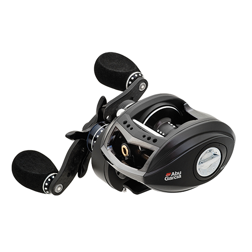 Abu Garcia Abu Garcia REVO MGX Low Profile Reel Standard Retrieve Speed, Left Hand 1239023