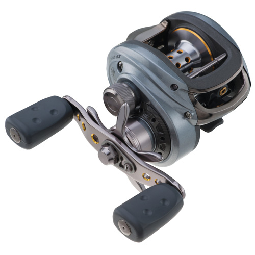Abu Garcia ORRA2 SX Low Profile Reel Standard Speed, Left Hand