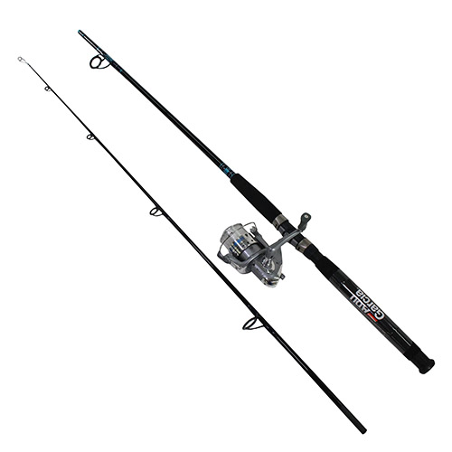 Abu Garcia Bruiser Combo 7' Medium Heavy 2 Piece