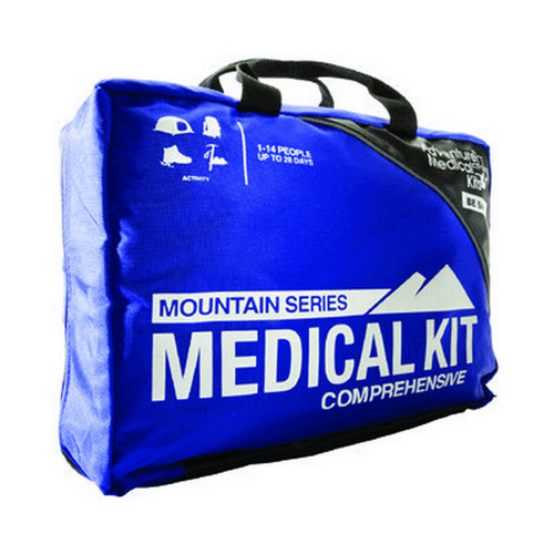 Adventure Medical Adventure Medical Mountain Series Medical Kit Comprehensive Easy Care 0100-0101