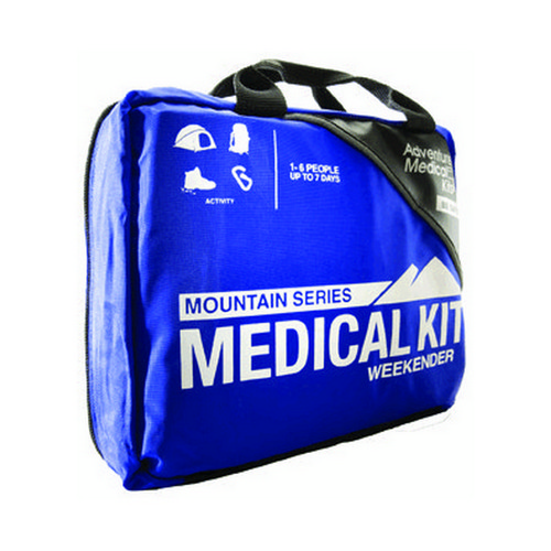 Adventure Medical Adventure Medical Mountain Series Medical Kit Weekender Easy Care 0100-0118