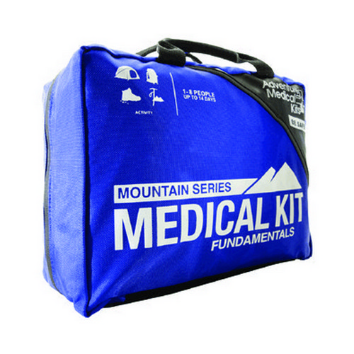 Adventure Medical Adventure Medical Mountain Series Medical Kit Fundamentals 0100-0120