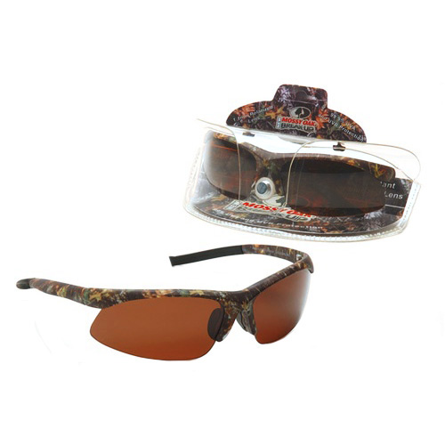 AES Outdoors AES Outdoors Mossy Oak Full Sport Polarized Sunglasses 881