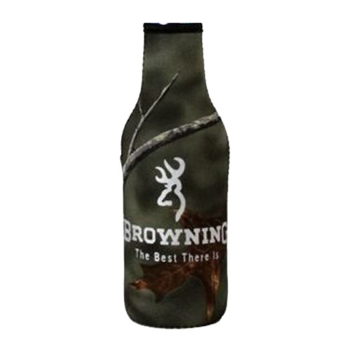 AES Outdoors Browning Bottle Coozie Camo BR-BTL-Camo