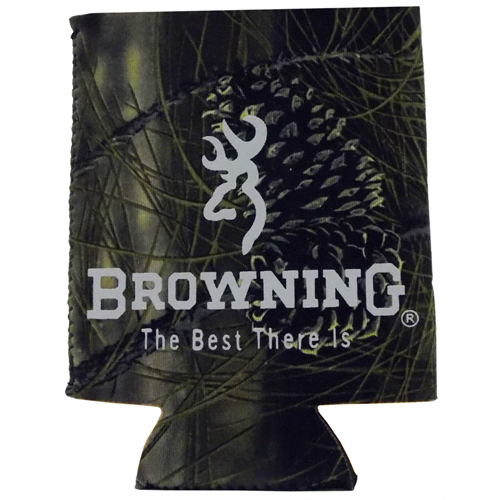 AES Outdoors AES Outdoors Browning Can Coozie Camo BR-CAN-Camo