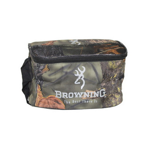 AES Outdoors AES Outdoors Softside Cooler 6 Count Small, Camo BRN-CLR-004