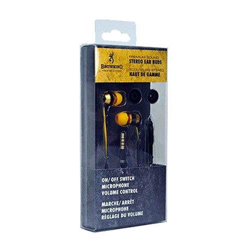 AES Outdoors Browning Ear Buds