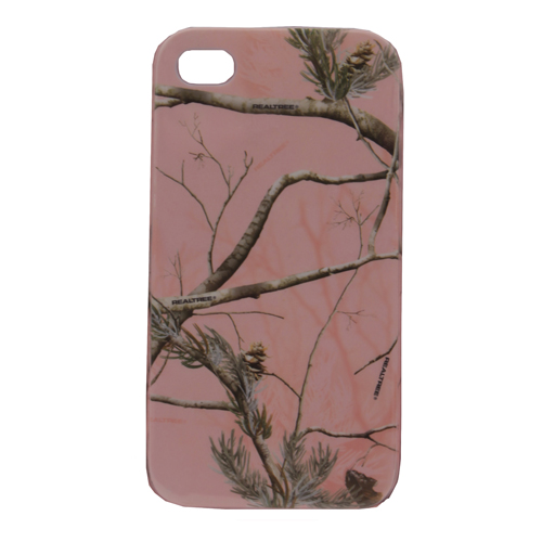 AES Outdoors AES Outdoors iPhone Case RealTree Pink Camo RT-IPP