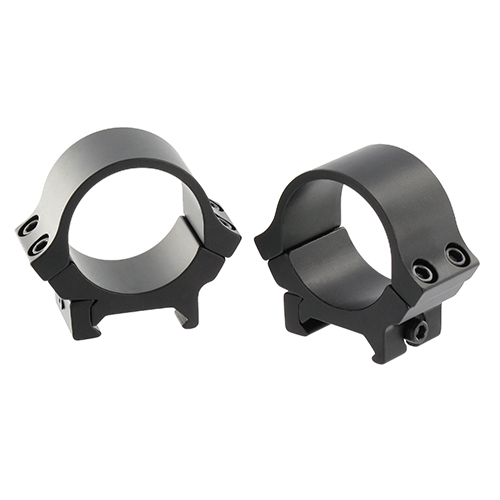 Aimpoint Aimpoint Rings, 30m , Matte Black, 1 Pair 12229