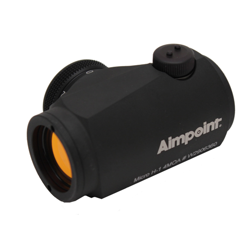 Aimpoint Aimpoint Micro H-1 4 MOA no Mount 12526