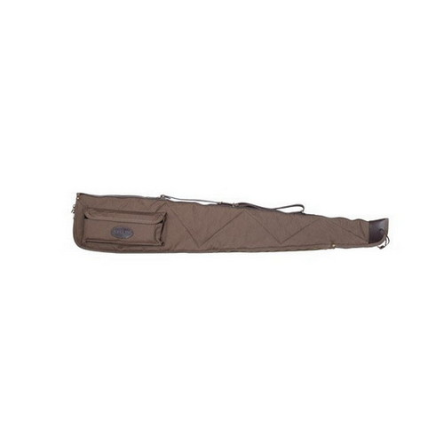 Allen Cases Allen Cases Aspen Mesa Canvas Case, Brown Shotgun, 52