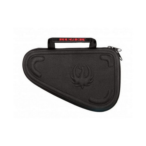 Allen Cases Allen Cases Ruger by Allen Gun Cases Molded Compact Handgun, 6.5