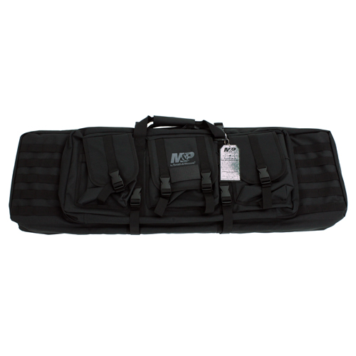 Allen Cases Allen Cases Double Rifle Case, Black 38
