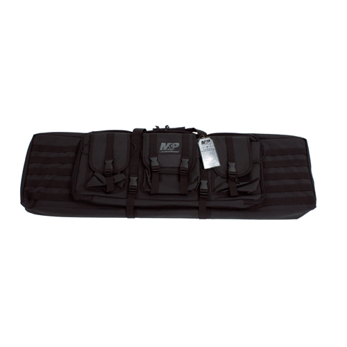 Allen Cases Allen Cases Double Rifle Case, Black 42