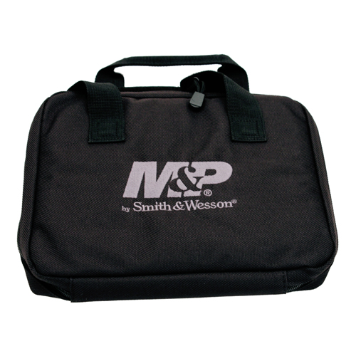 Allen Cases Allen Cases Handgun Case, Black Single MP4239