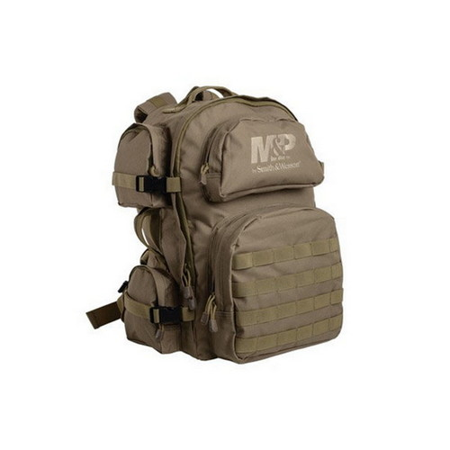 Allen Cases Allen Cases Tactical Pack Intercept, Tan MP4280