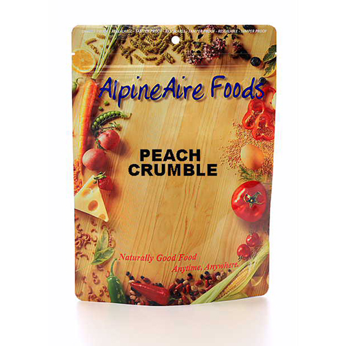 Alpine Aire Foods Alpine Aire Foods Peach Crumble 10913