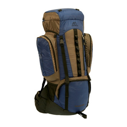 Alps Mountaineering Alps Mountaineering Cascade Backpack 5200 Cubic Inch, Blue 2525952