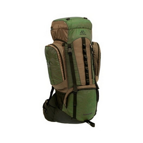 Alps Mountaineering Alps Mountaineering Cascade Backpack 5200, Olive 2525957