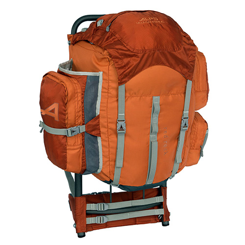 Alps Mountaineering Alps Mountaineering Red Rock Rust 2050 Cubic Inches 3300005