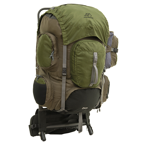 Alps Mountaineering Alps Mountaineering Zion, Olive 3900 Cubic Inches 3500007