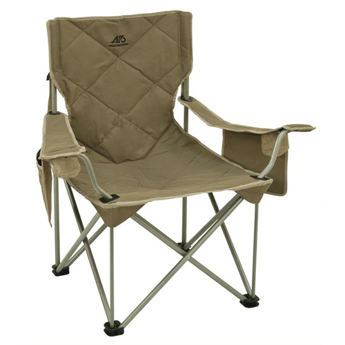 Alps Mountaineering Alps Mountaineering King Kong Chair, Khaki 8140314