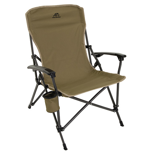Alps Mountaineering Alps Mountaineering Leisure Chair Khaki 8151115