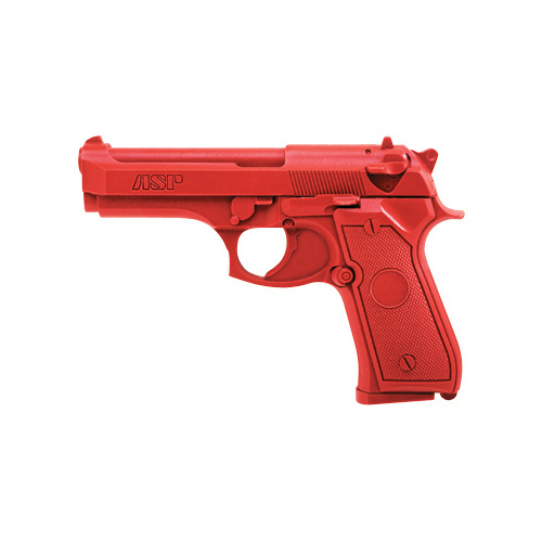 ASP Beretta Red Training Gun 9mm/40 07315