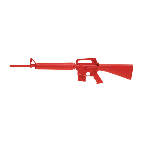 ASP ASP Government Red Training Gun M16 07403