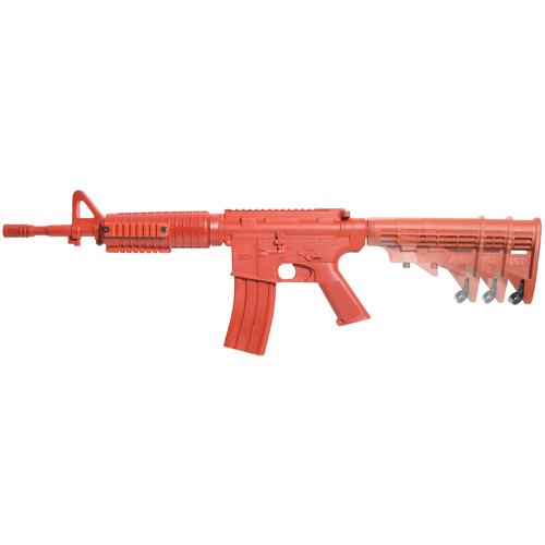 ASP ASP Government Red Training Gun Carbine(Flat Top) 07414