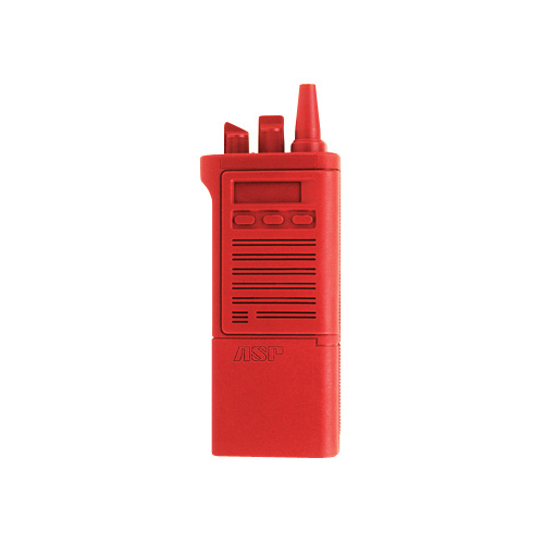 ASP ASP LE Red Training Equipment Motorola Red Training Radio (Rubber) 07452