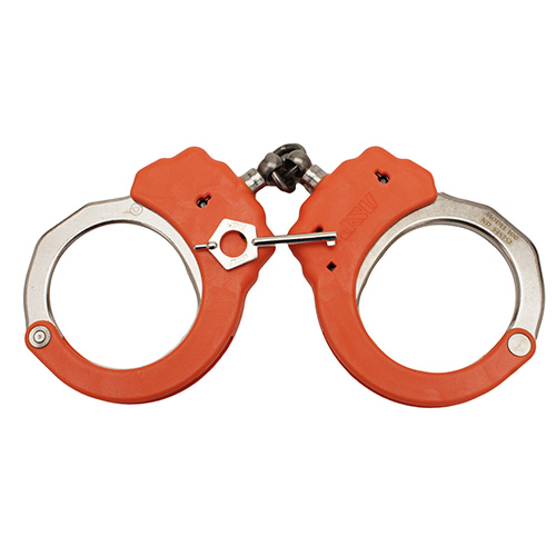 ASP Chain Handcuffs Chain Handcuffs (Orange)